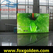 advertising indoor p6 full form of led screen