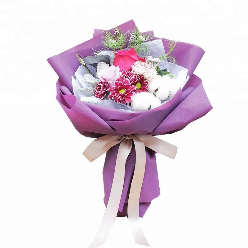 Grossiste bouquet fleur papier-Acheter les meilleurs bouquet fleur papier lots de la Chine ...