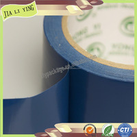 6cm Custom Single Sided Pure Blue Color Caution Tape Manufacturers From China