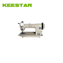 Keestar CL-F120 single needle lock stitch free form stitch baffle bag sewing machine