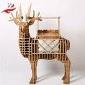 Book Shelf Table decoration New Art Wooden Desk Furniture made in China