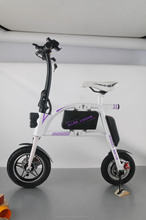 2017 new products lithium battery folding e bike/folding electric bike/mini bicycle/foldable ebike 350W