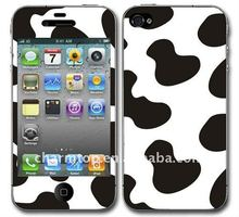 For iPhone 4 Full Body Vinyl Decal Skin Sticker