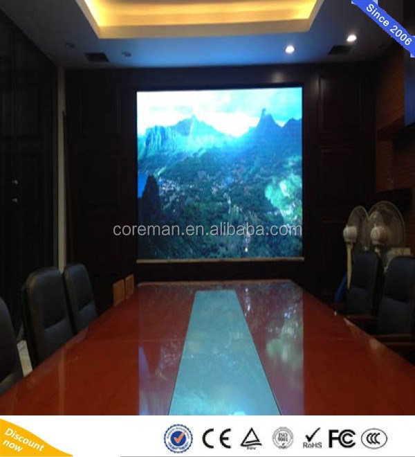 meeting room adver rental led display P6 P5 P7.62 SMD bus advertising outdoor led display video p10