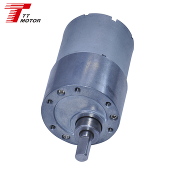 GM37-3530 hot sale 37mm geared motor dc 24v