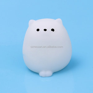 Cheap price release stress soft squishy toy small animal fidget toys