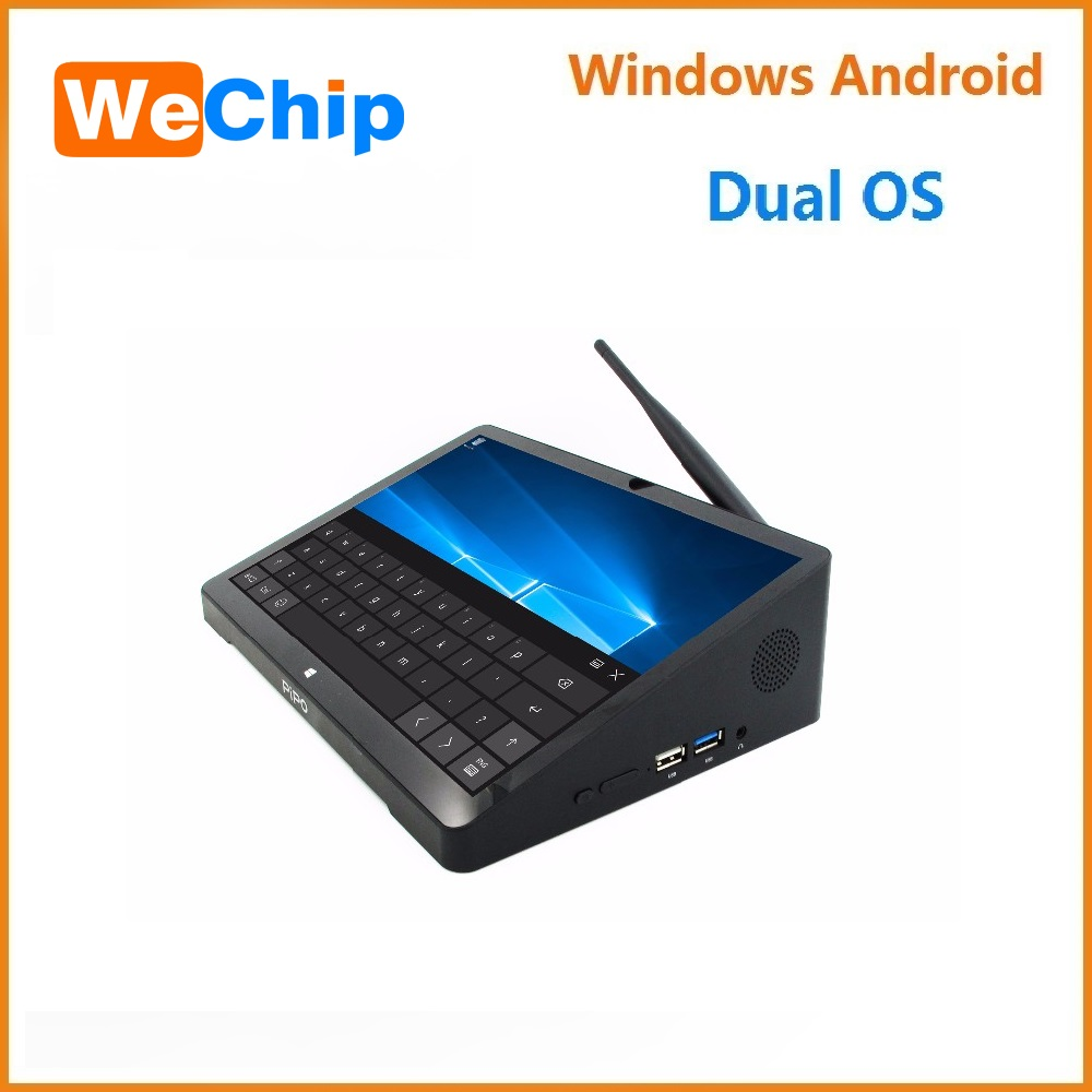 Newest wechip Z8300 10.8 Inch 1920*1280 PIPO X10 Mini PC