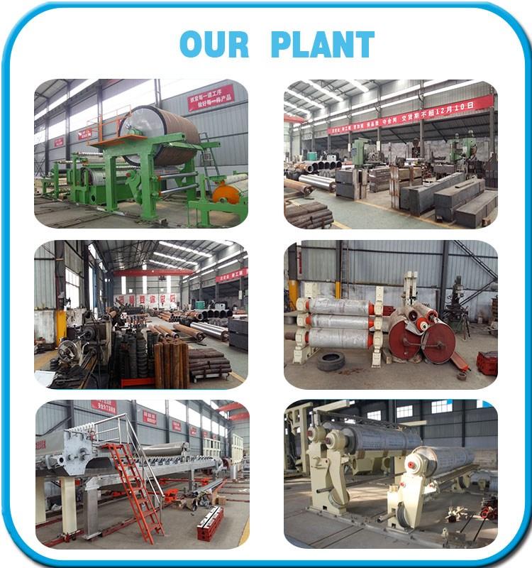 Paper machine plant
