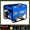 Petrol Power Mini Portable 2kw AC Single Cylinder Generator with Spare Parts
