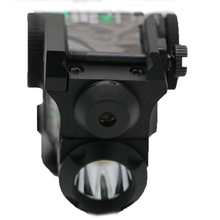 Infrared invisible laser sight for hunting scope gun