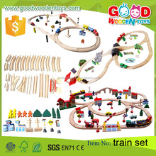 EN71 top sale toy vehicle wooden train toy OEM/ODM educational train set for children