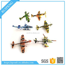 diy 3d puzzle motor car airplane model for kids game