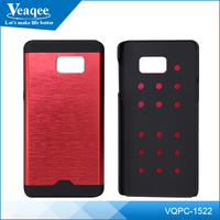 Veaqee PC TPU 2 in 1 Slim armor cell phone case for iphone 6
