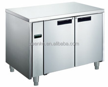 Horizontal commercial Refrigerator Counter with remote worktable for hotel, kitchen, restaurant HAR600L4/F