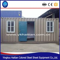 Popular Portable Container House Interior Design, folding container house