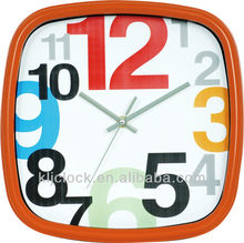 Flip Clock Special Dial Design Colorful Number
