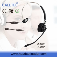Lightweight Call Center Headset with adjustable Micphone call centre