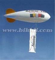 Large Cheap PVC helium blimp, inflatable blimp/zeppelin/airship balloon for sale K7100