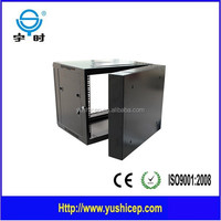 19inch double section wall mounted network cabinet