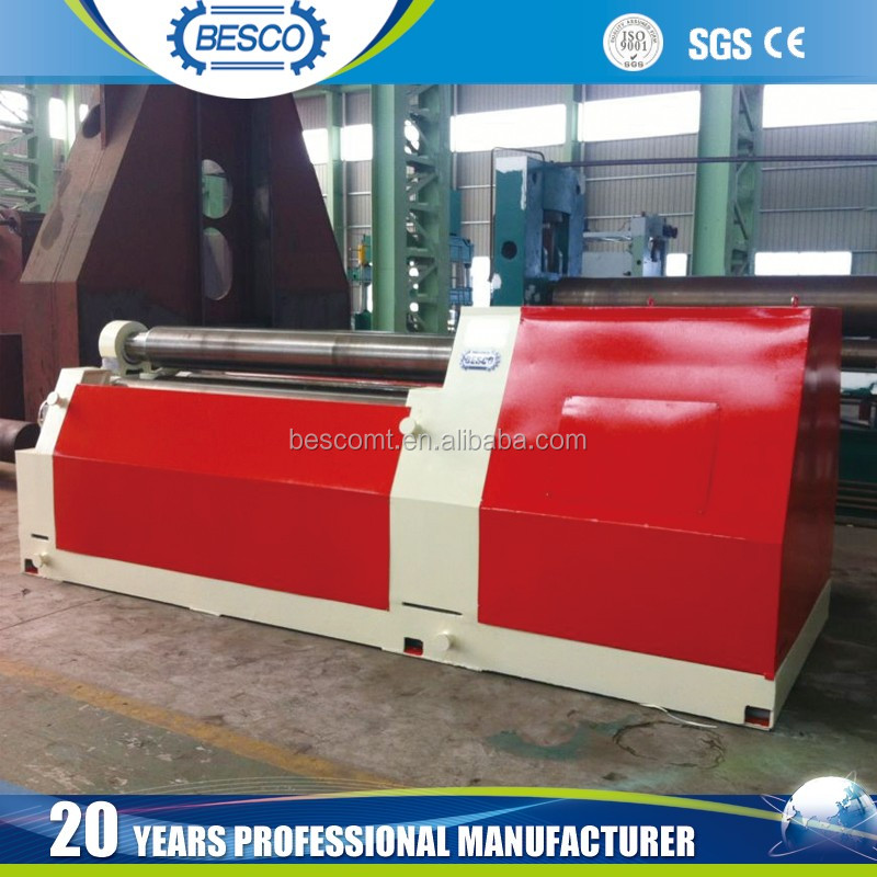 Alibaba China Top Quality steel plate rolling machine for best price