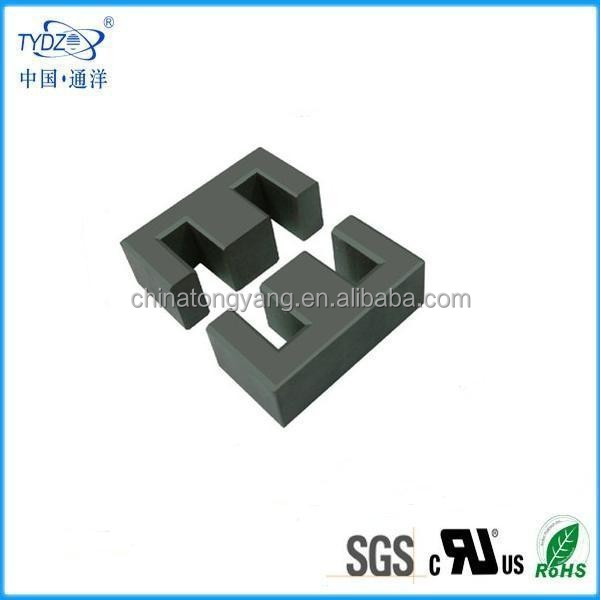 EE25 N87 high permeability transformer ferrite core