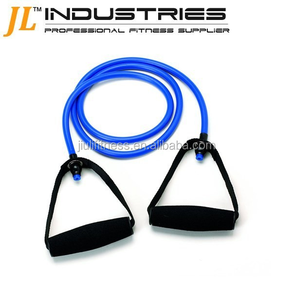 Gym Training Fitness Nylon Resistance Latex Tube