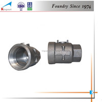 Hot selling products ductile iron mechanical coupling pipe joint