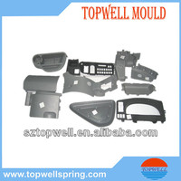 plastic injection moulding components for auto producer