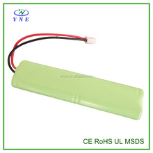 Nickel Metal hydride rechargeable battery AA 700mAh 7.2V