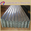 ASTM A653 Zinc Long Span Corrugated Roofing Sheets