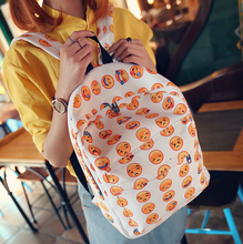 wholesale cheap emoji backpack fashion emoji backpack