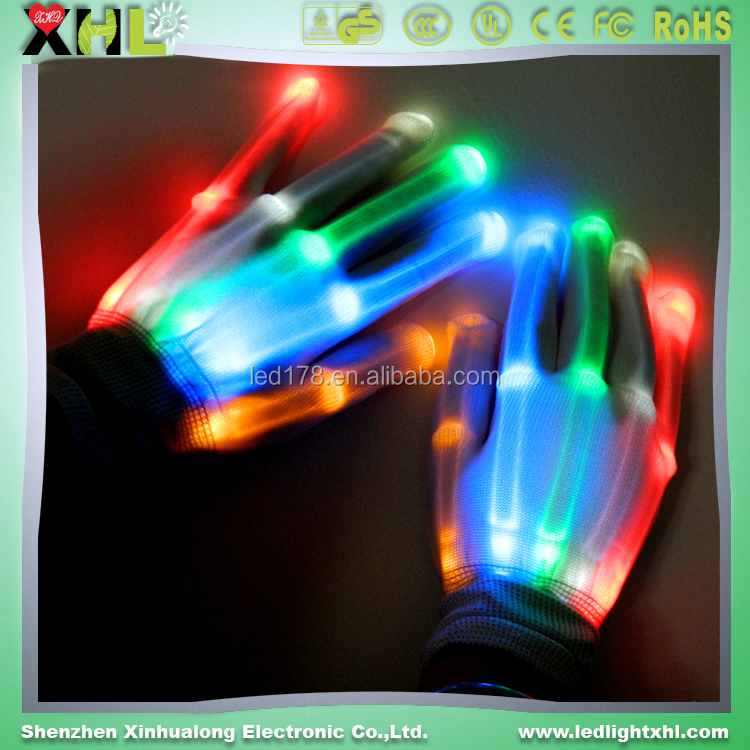 Digital Wall Clock Wireless Remote Control Led Gloves Ipad Controlled Car