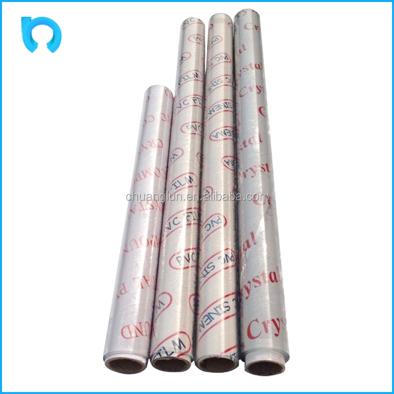transparent flexible pvc roll car wrapping pvc vinyl film