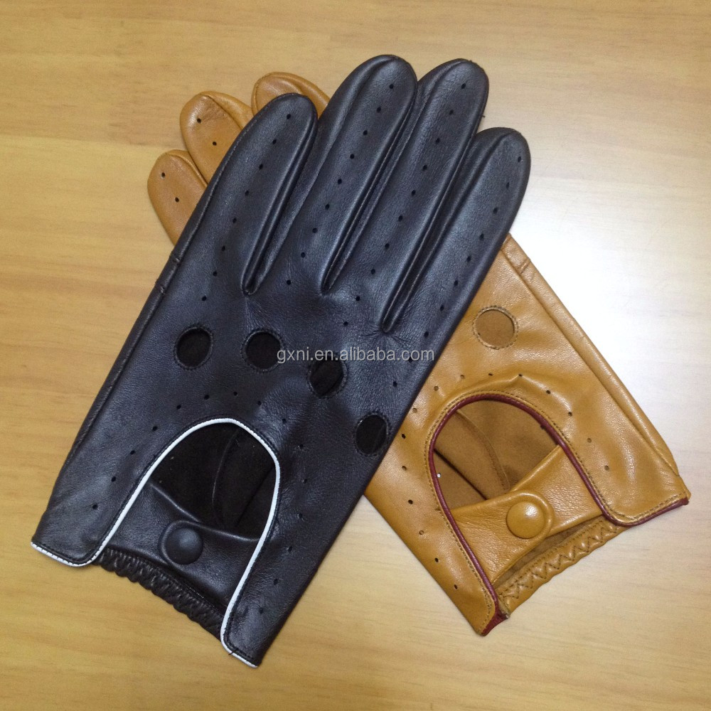 Tiger leather driving gloves - Mens Leather Gloves Mens Leather Gloves Suppliers And Manufacturers At Alibaba Com