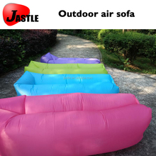 Beach Camping Convenient Portable Lazy Sofa Couch Air Fast Inflatable Sleeping BeanBag