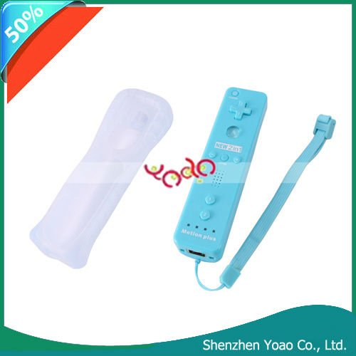 Universal Remote For Wii (Built-In Motion Plus)