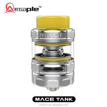 Ample Mace Sub Ohm Tank with Disc ADC Coils easy to use