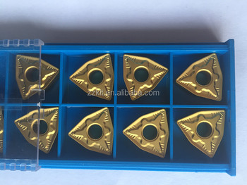 2016 New mould Semi-finish and finish machining wnmg080408- QM carbide inserts