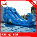 4*10cm Selling cartoon style outdoor Inflatable Water Side