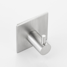 High Quality Self Adhesive Stainless Steel Kitchen Towel Hook