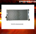High performance radiator for TOYO CELICA 00-05