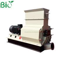 With Gasoline Engine custom multifunctional wood chips hammer mill
