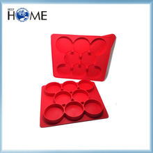 Silicone Burger Press for Stuffed or Standard Hamburger Patties