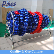 Deluxe Detachable Stainless steel 304 Lane rope reel for swimming pool