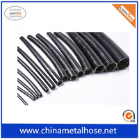 square lock type corrugated flexible metal conduit