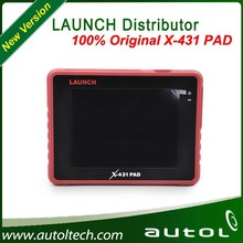 Original launch x431 pad with powerful functions Launch pad diagnostic tool x431 pad