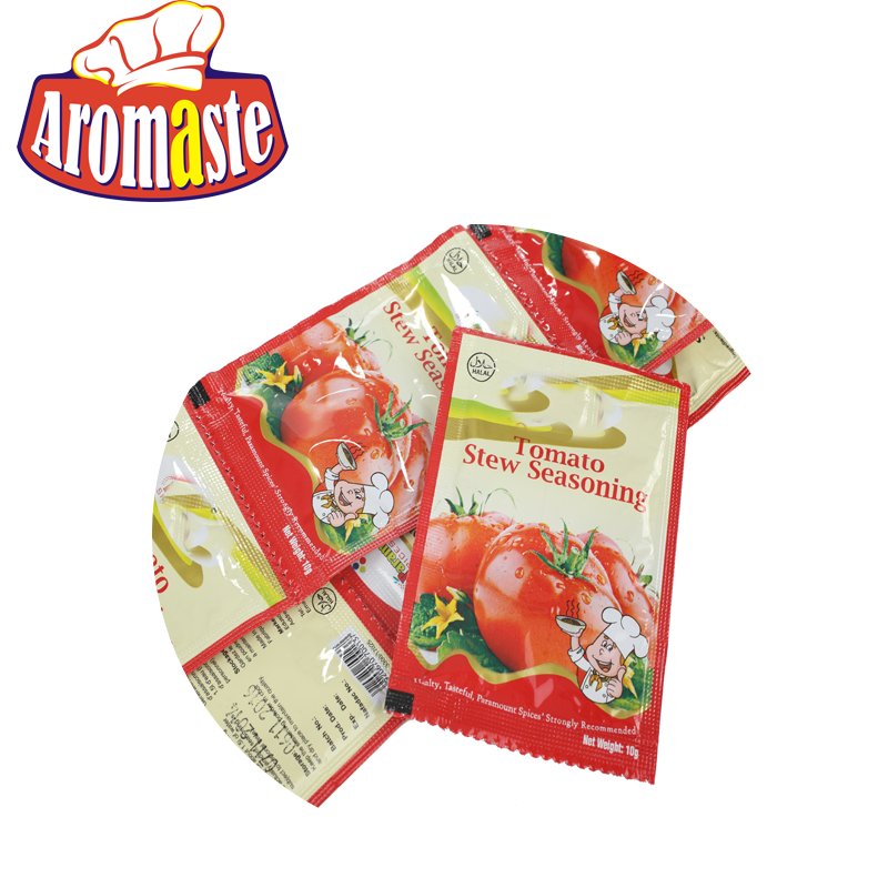Halal Chicken Bouillon Powder 10g in sachet