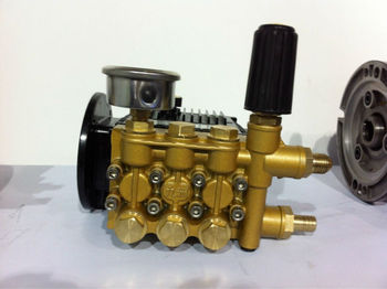 QL-390 high pressure piston pump