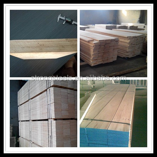 Cheap Scaffold Boards / Structural Composite Lumber / Wooden Scaffolding