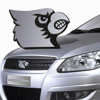 high quality eagle cool car badge